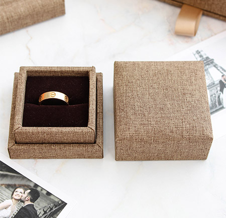 his and hers ring box