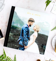 Printed HD Flush Mount Album