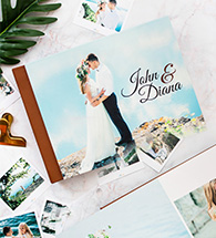 Printed Layflat Photo Album