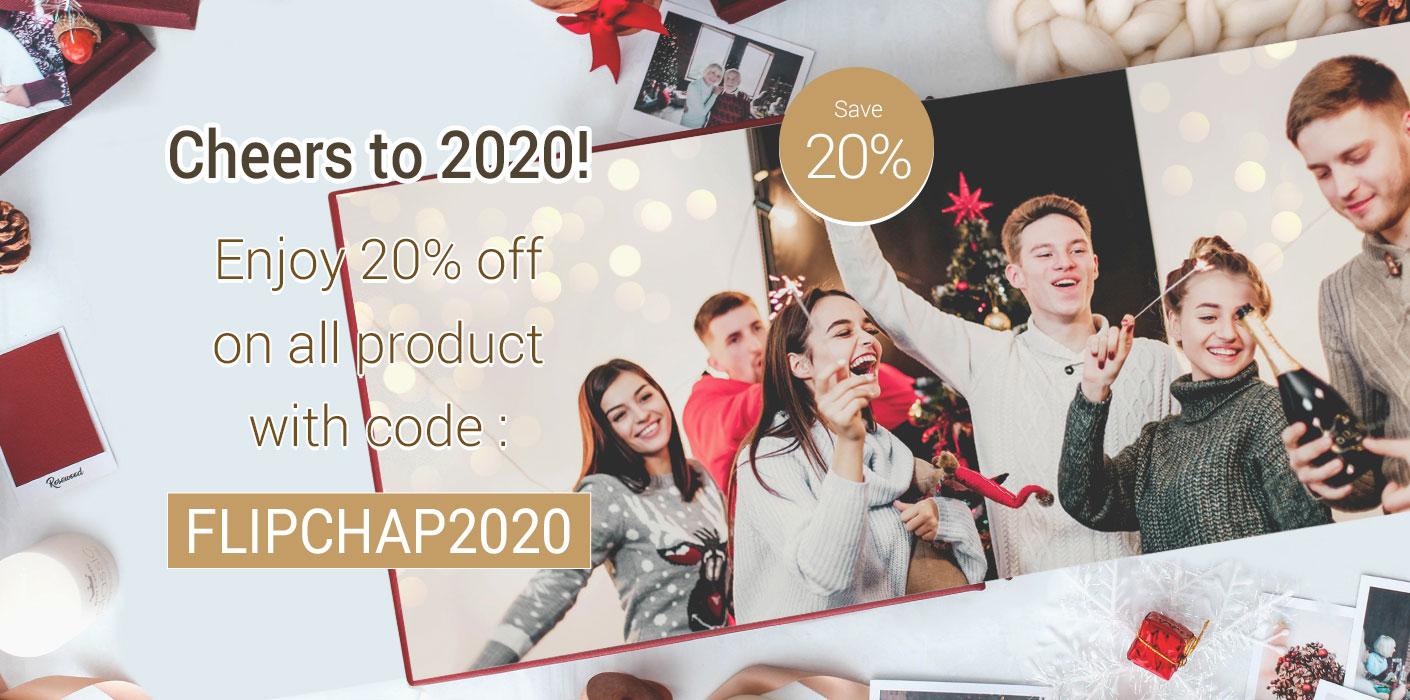 new year 2020 promotion