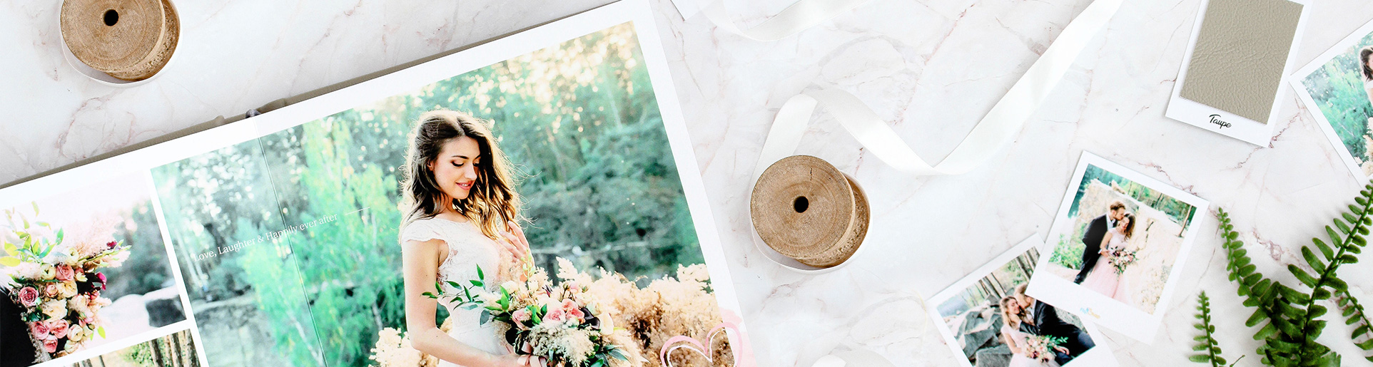 How to create the perfect wedding album or photobook online